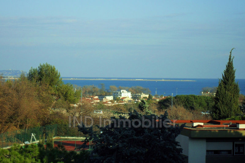Photo Apartment Villeneuve-Loubet Texas instrument,   to buy apartment  2 room   60 m²