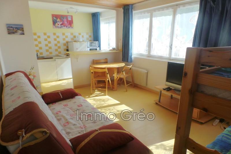 Photo n°2 - Vente appartement Gréolières les Neiges 06620 - 38 000 €