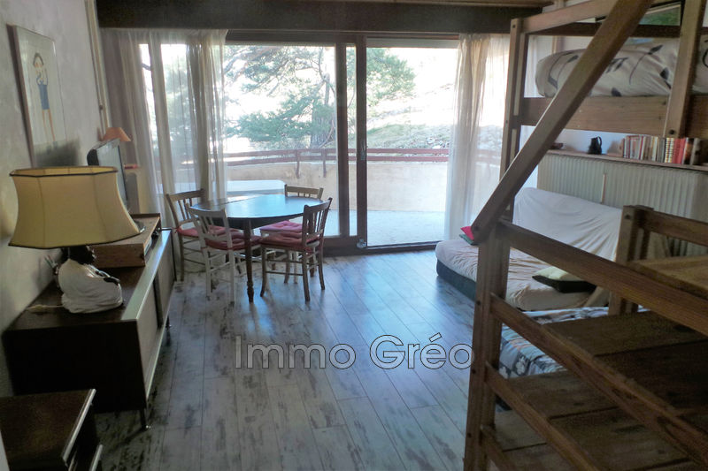 Photo n°1 - Vente appartement Gréolières les Neiges 06620 - 48 000 €