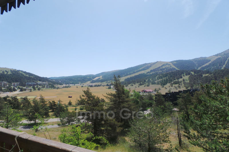 Photo n°1 - Vente Appartement studio cabine Gréolières les Neiges 06620 - 49 000 €