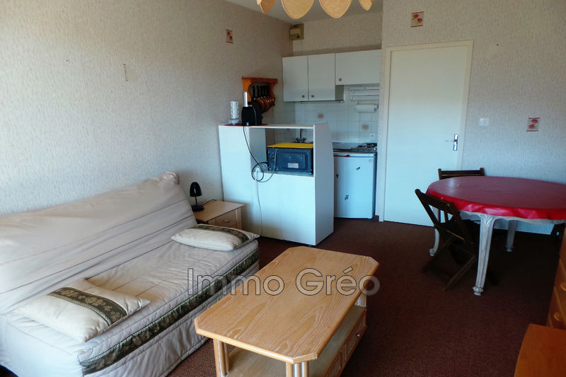 Photo n°2 - Vente Appartement studio cabine Gréolières les Neiges 06620 - 49 000 €