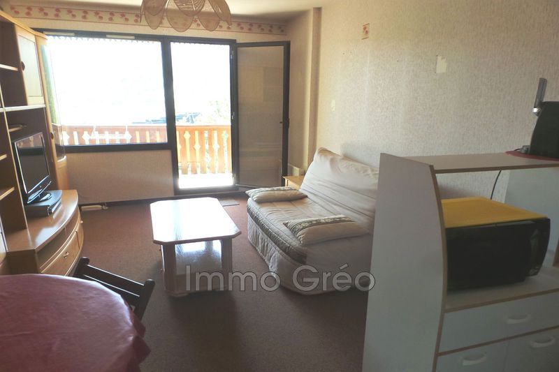 Photo n°5 - Vente Appartement studio cabine Gréolières les Neiges 06620 - 49 000 €