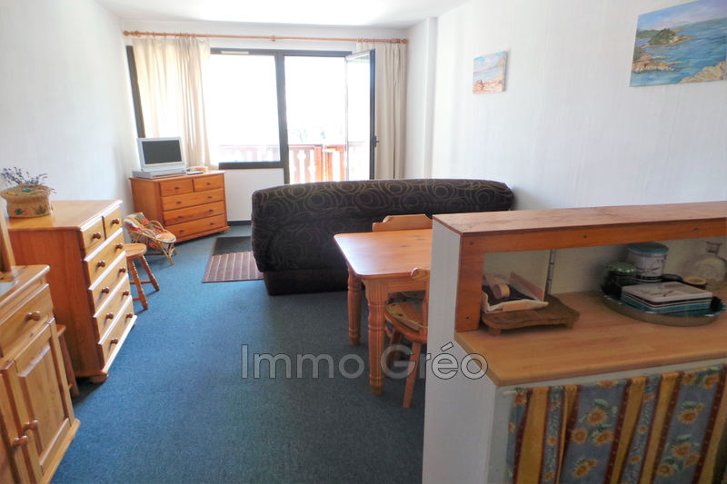 Photo n°1 - Vente Appartement studio cabine Gréolières les Neiges 06620 - 49 500 €
