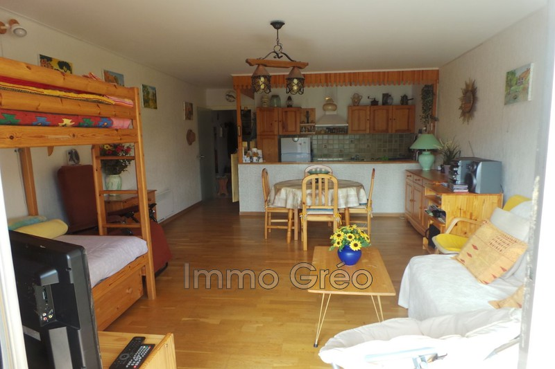 Photo n°5 - Vente appartement Gréolières les Neiges 06620 - 55 000 €