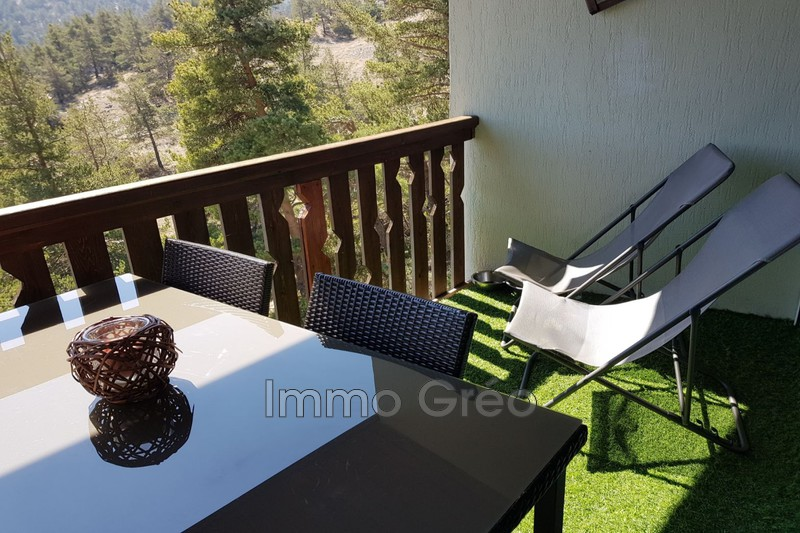 Photo n°6 - Vente Appartement duplex Gréolières les Neiges 06620 - 100 000 €