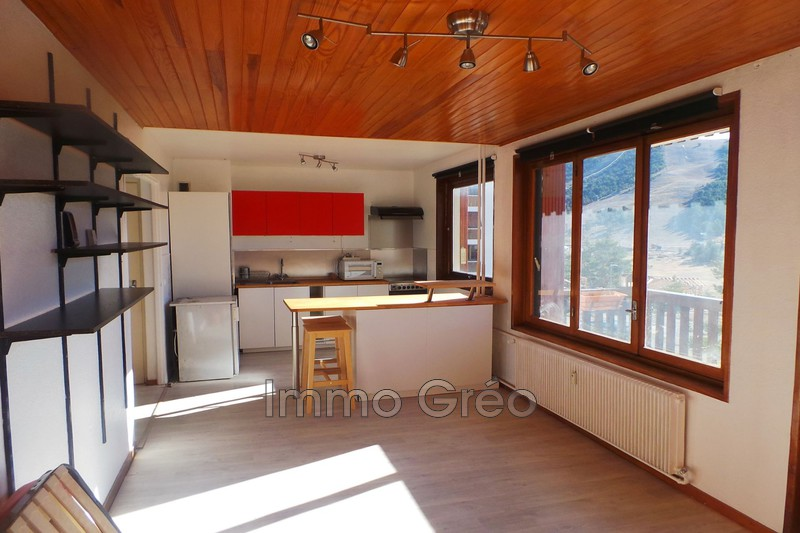 Photo Apartment Gréolières les Neiges Centre station,   to buy apartment  2 rooms   43 m²