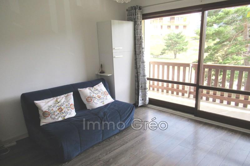 Photo Appartement Gréolières les Neiges Entrée station,   achat appartement  1 pièce   22m²
