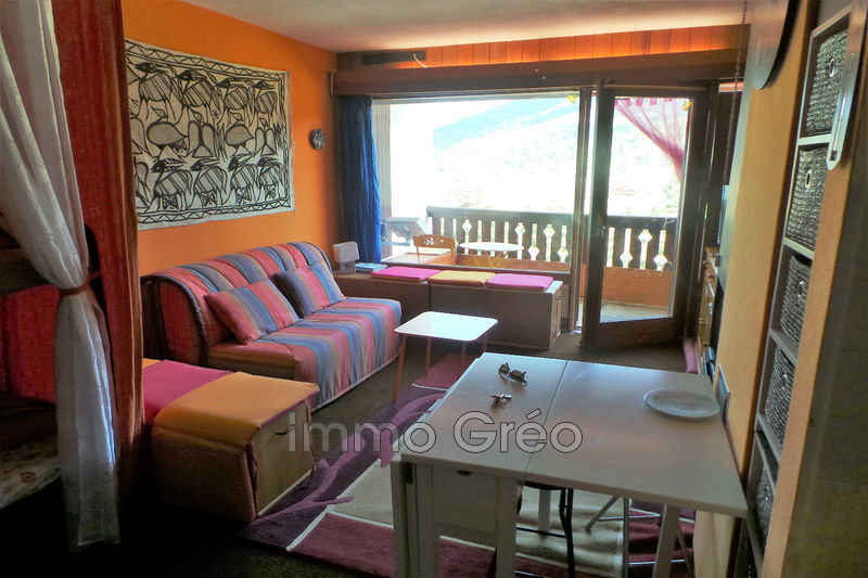 Photo n°2 - Vente appartement Gréolières les Neiges 06620 - 44 500 €