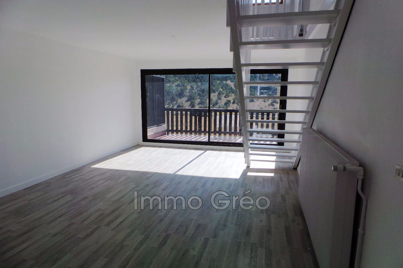 Photo n°1 - Vente Appartement duplex Gréolières les Neiges 06620 - 85 000 €