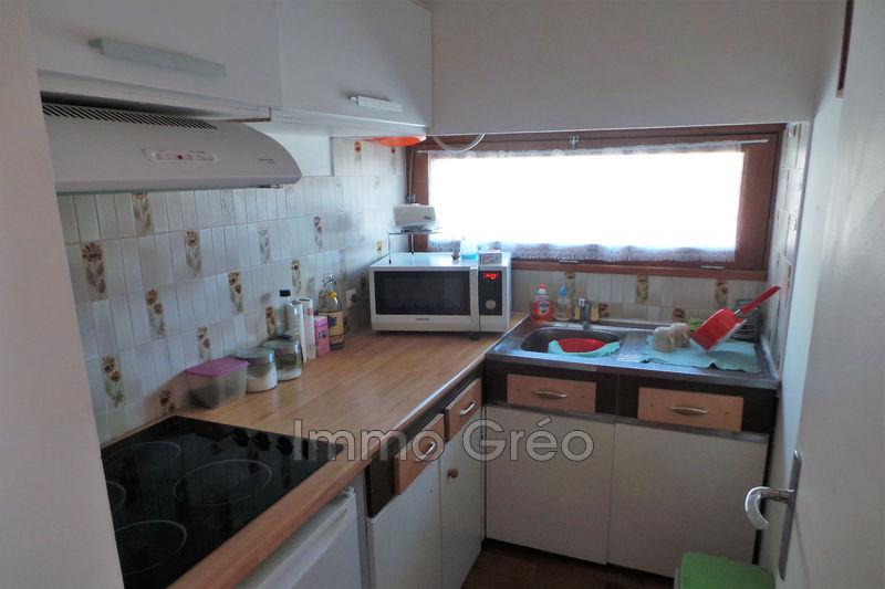 Photo n°3 - Vente Appartement rez-de-jardin Gréolières les Neiges 06620 - 48 000 €
