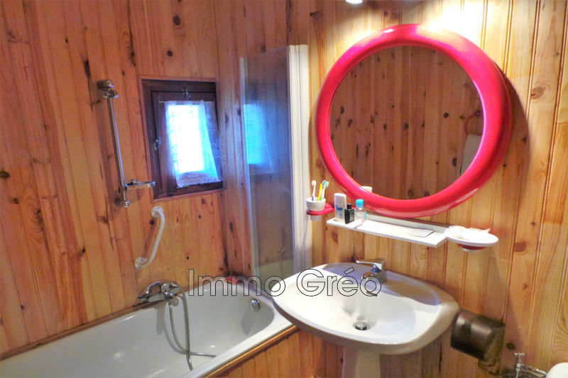 Photo n°6 - Vente Appartement rez-de-jardin Gréolières les Neiges 06620 - 48 000 €