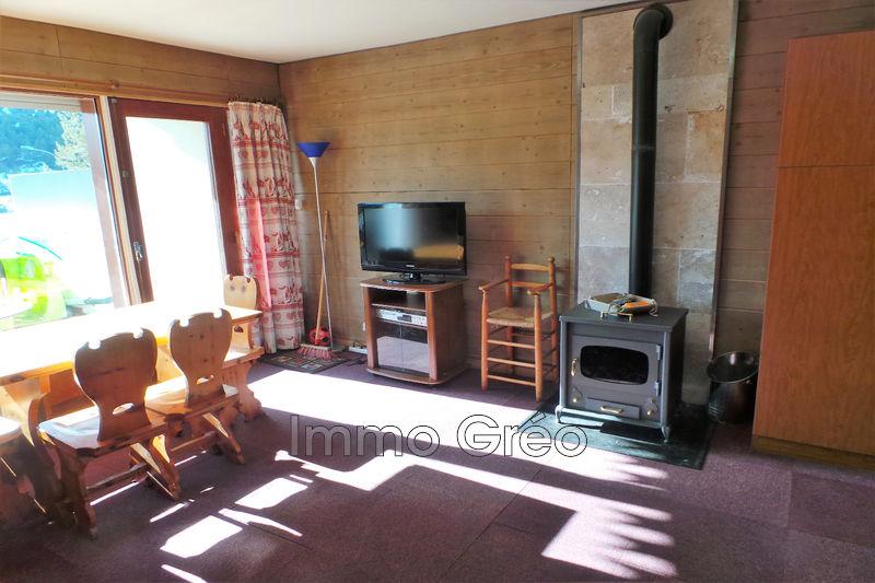 Photo n°2 - Vente Appartement rez-de-jardin Gréolières les Neiges 06620 - 48 000 €