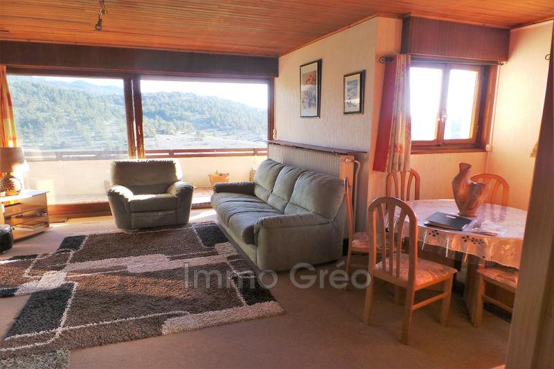 Photo Dernier étage Gréolières les Neiges Gréolières les neiges,   to buy dernier étage  2 rooms   58m²