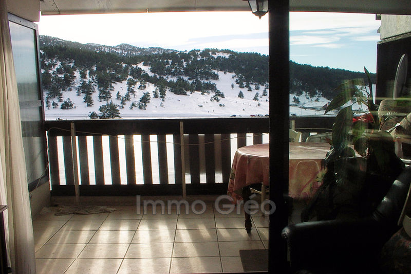 Photo n°1 - Vente appartement Gréolières les Neiges 06620 - 90 000 €