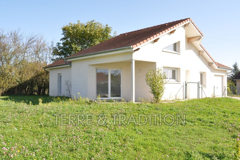 Photo Maison contemporaine Boult Besançon,   achat maison contemporaine  4 chambres   110m²