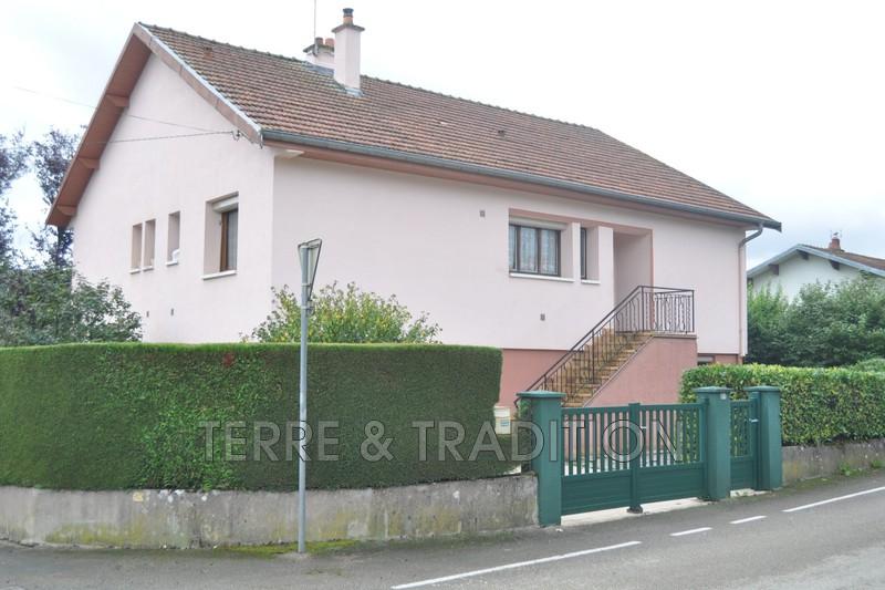 Photo Maison Thise Besançon,   achat maison  4 chambres   120m²