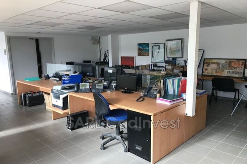 Bureau Valbonne Centre-ville,  Professionnel bureau   127m²
