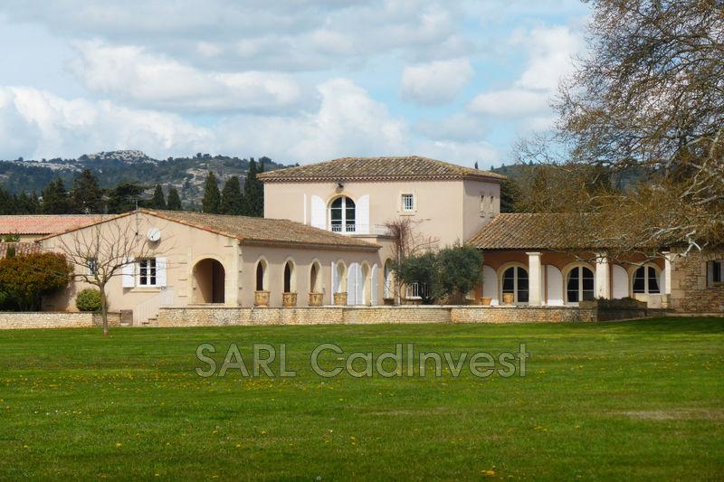 Photo n°13 - Vente Maison demeure de prestige Maussane-les-Alpilles 13520 - 1 250 000 €
