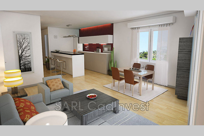 Appartement Fondettes Centre-ville,   achat appartement  2 pièces   45m²