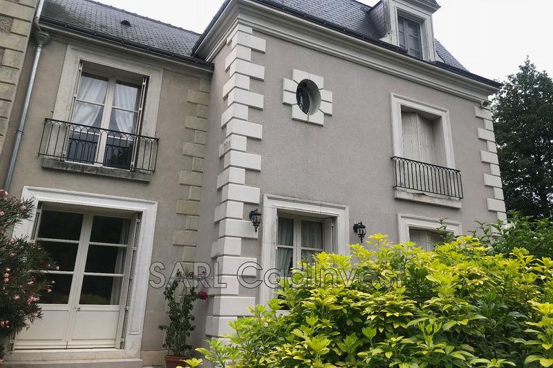 Photo Maison de caractère Cinq-Mars-la-Pile Village,   achat maison de caractère  8 chambres   400m²