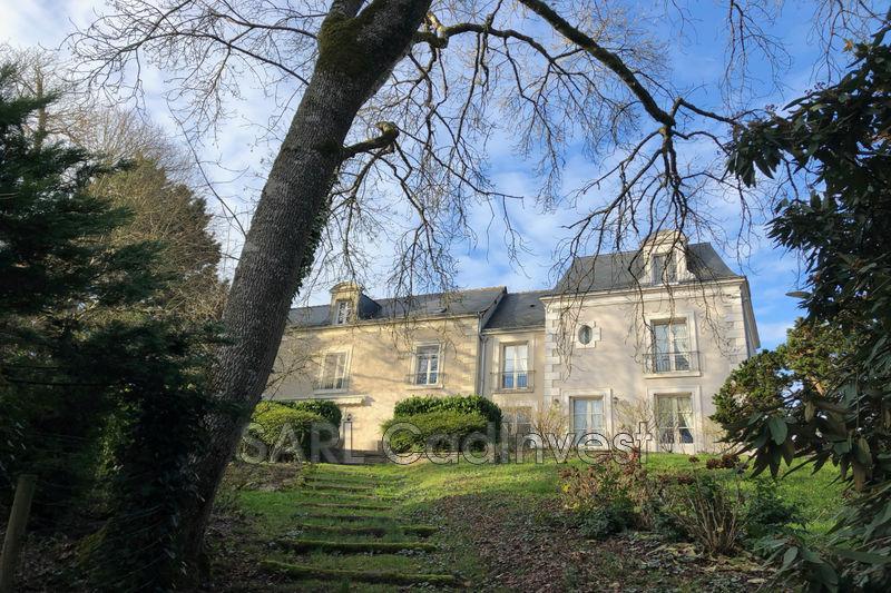 Maison de caractère Cinq-Mars-la-Pile Village,   achat maison de caractère  8 chambres   400m²