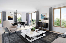 Photos  Appartement à vendre La Ville-aux-Dames 37700