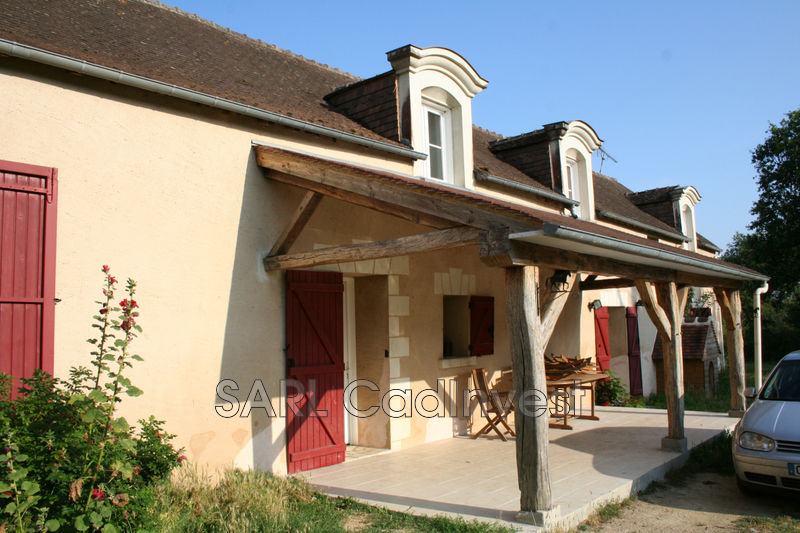 Maison de caractère Neuillé-Pont-Pierre Centre-ville,   achat maison de caractère  5 chambres   200m²