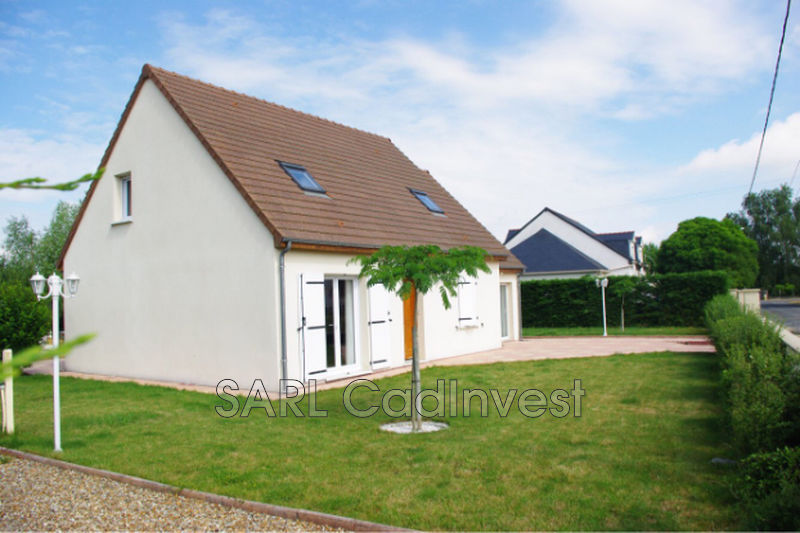 Photo House Channay-sur-Lathan Village,   to buy house  4 bedrooms   114 m²