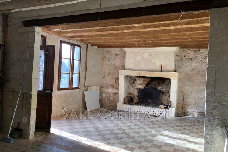 Maison de caractère Cinq-Mars-la-Pile   to buy maison de caractère  1 bedroom   85m²