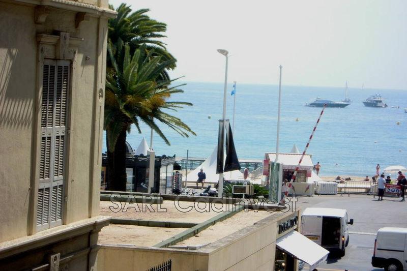 Photo Apartment Cannes 50m palais des festivals,   to buy apartment  1 room   33m²