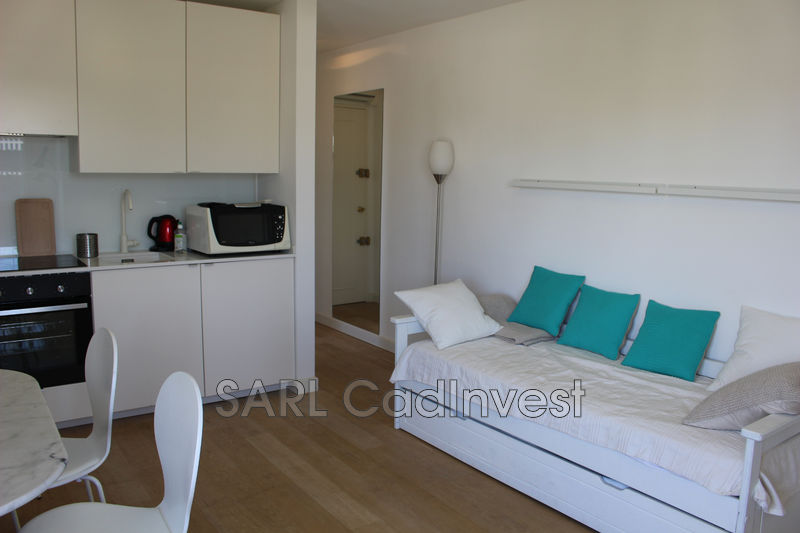 Photo Apartment Cannes Bord de mer,   to buy apartment  1 room   21 m²