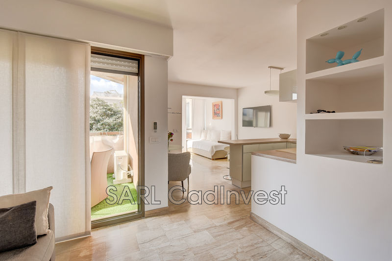 Photo Apartment Cannes Bord de mer,   to buy apartment  1 room   33 m²