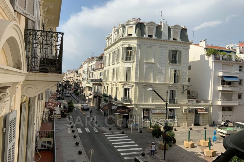 Photo Apartment Cannes Centre-ville,   to buy apartment  1 room   27m²