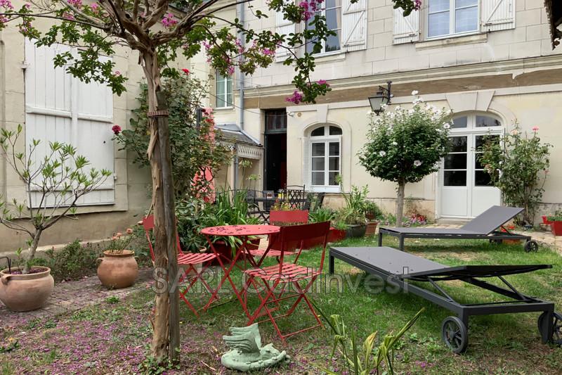 Maison de caractère Saumur Centre-ville,   achat maison de caractère  6 chambres   225m²