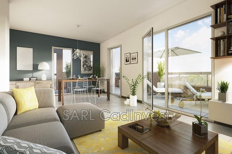 Appartement Montbazon Centre montbazon,   achat appartement  3 pièces   62m²