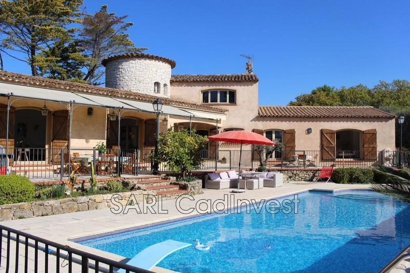 Villa Valbonne Village,   achat villa  4 chambres   200m²