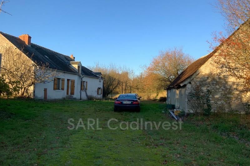 Photo n°1 - Vente maison de caractère Heugnes 36180 - 120 000 €