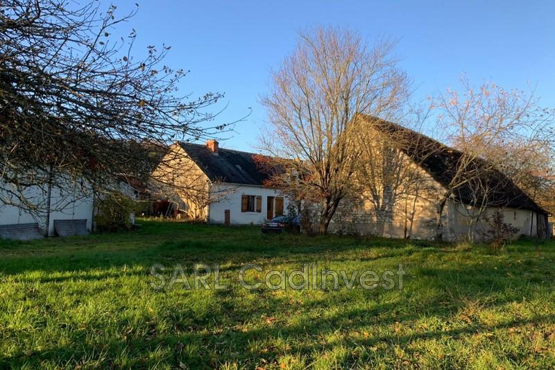 Photo n°9 - Vente maison de caractère Heugnes 36180 - 120 000 €