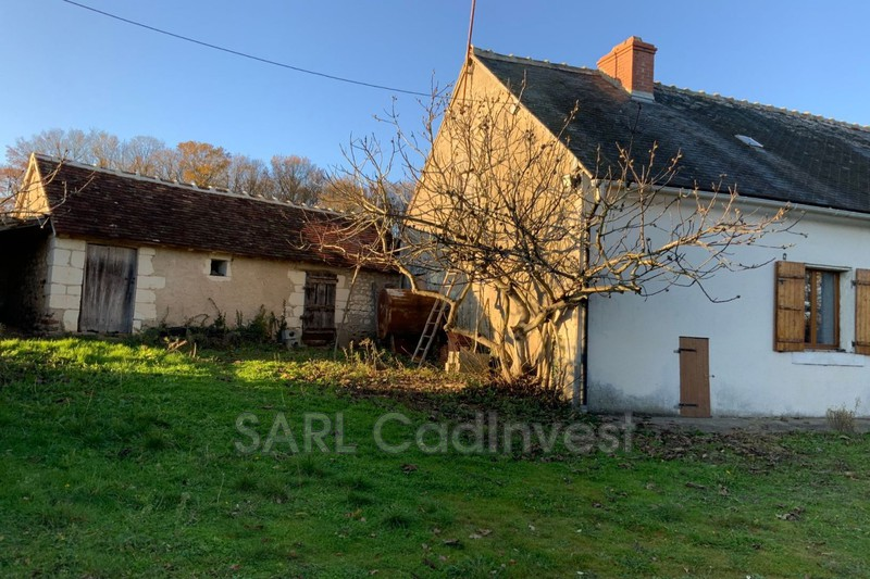 Photo n°15 - Vente maison de caractère Heugnes 36180 - 120 000 €