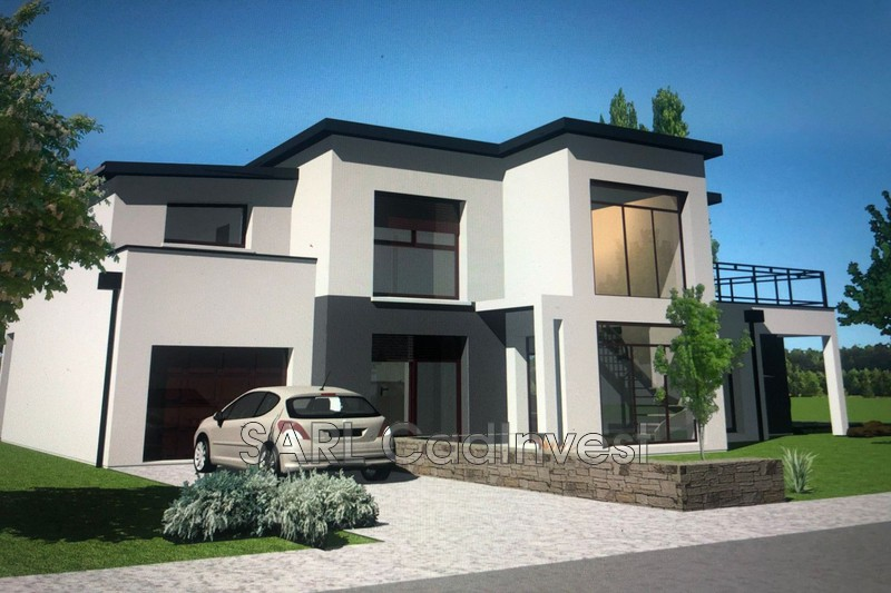 Photo Maison contemporaine Tours Ste radegonde,   to buy maison contemporaine  5 bedrooms   200m²