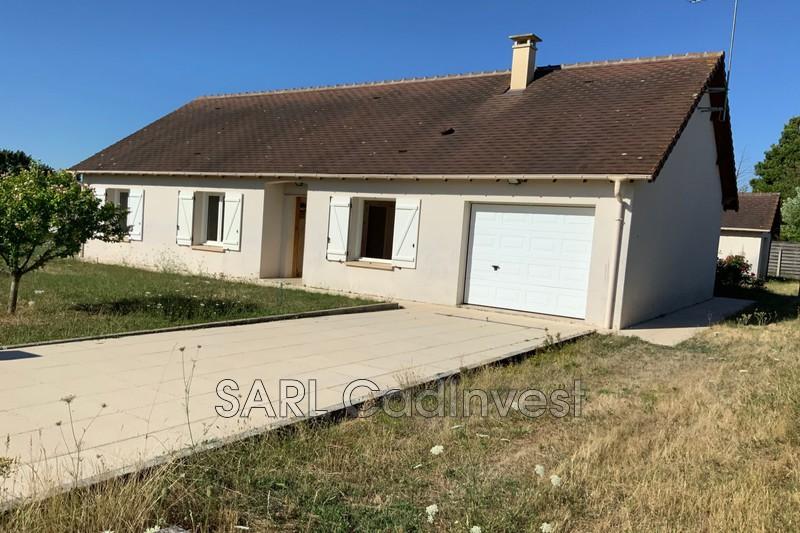 Maison Châtillon-sur-Indre Village,   achat maison  3 chambres   110m²