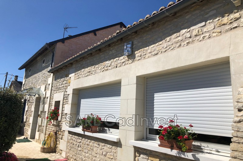 Maison Loudun Village,   achat maison  2 chambres   90m²