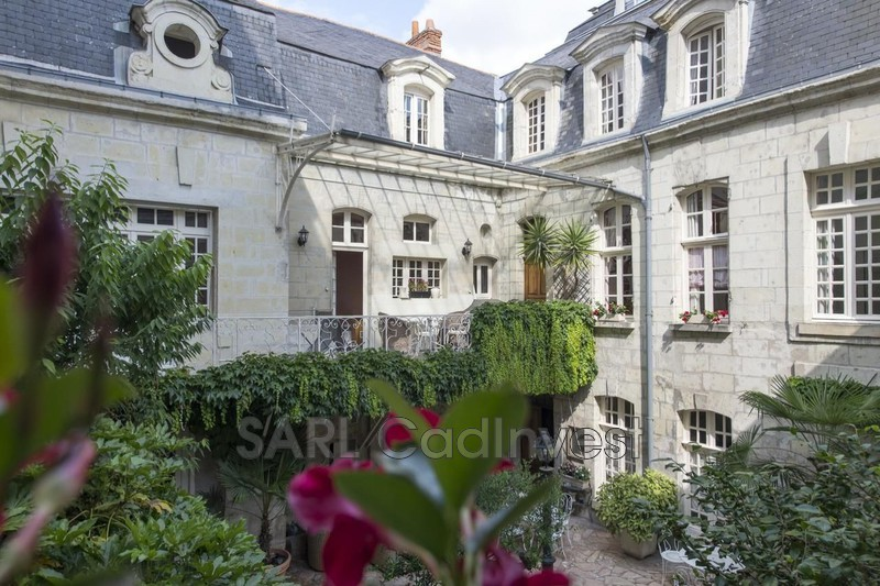 Appartement Saumur Centre ville,   achat appartement  16 pièces   900m²