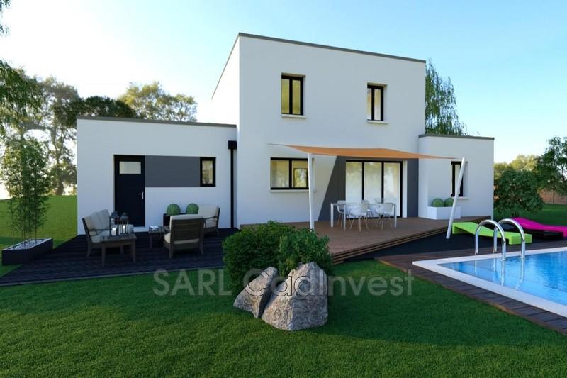 Maison contemporaine Savonnières   achat maison contemporaine  4 chambres   136m²