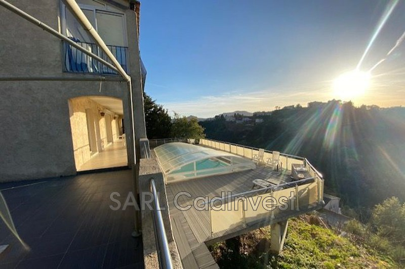 Photo House Mandelieu-la-Napoule Vue montagnes,   to buy house  6 bedrooms   194 m²