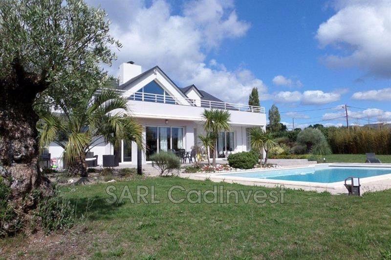 Maison contemporaine La Baule-Escoublac   achat maison contemporaine  6 chambres   300m²