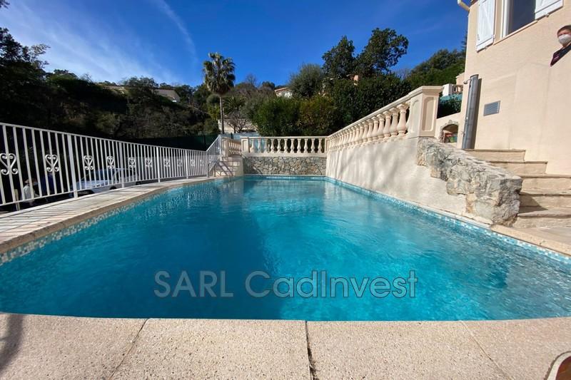 Photo Villa Mandelieu-la-Napoule 7 minutes de mandelieu,   achat villa  3 chambres   126m²