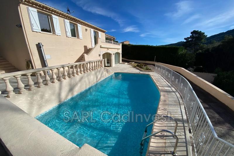 Villa Mandelieu-la-Napoule 7 minutes de mandelieu,   achat villa  3 chambres   126m²