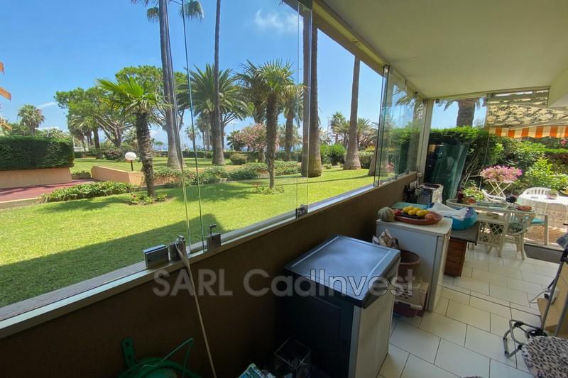 Rez-de-jardin Cannes-la-Bocca Bord de mer,   achat rez-de-jardin  2 pièces   43m²
