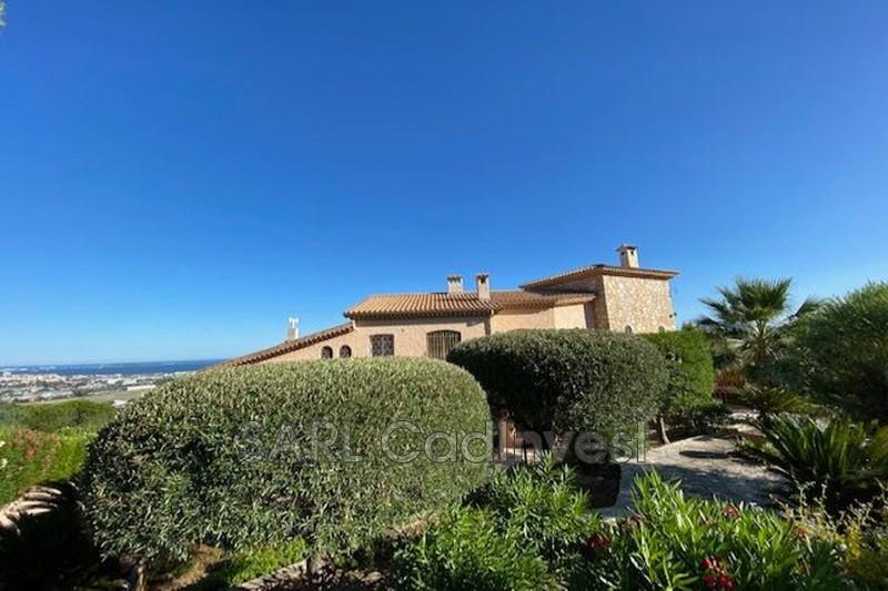 Maison Mandelieu-la-Napoule Vue mer panoramique,   achat maison  6 chambres   450m²